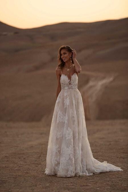 Hochzeitskleid kleine Frau weiss München kaufen