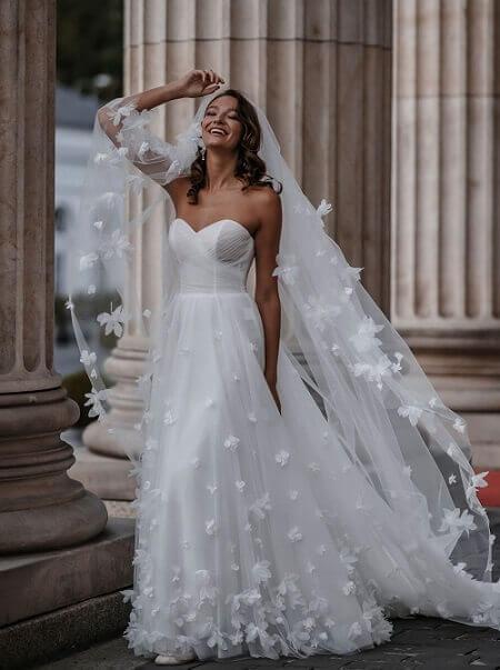 Hochzeitskleider Geschäft München