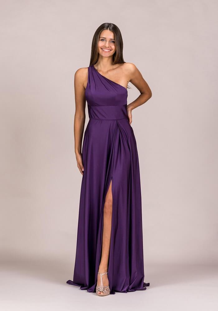lila Abendkleid kaufen München