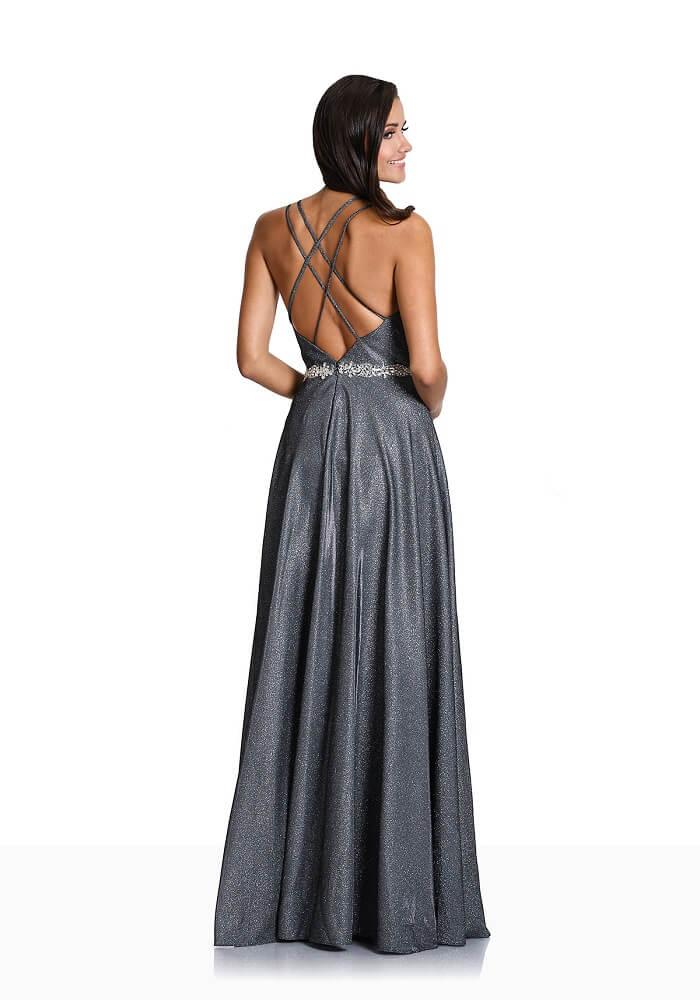 schulterfrei Abendkleid kaufen