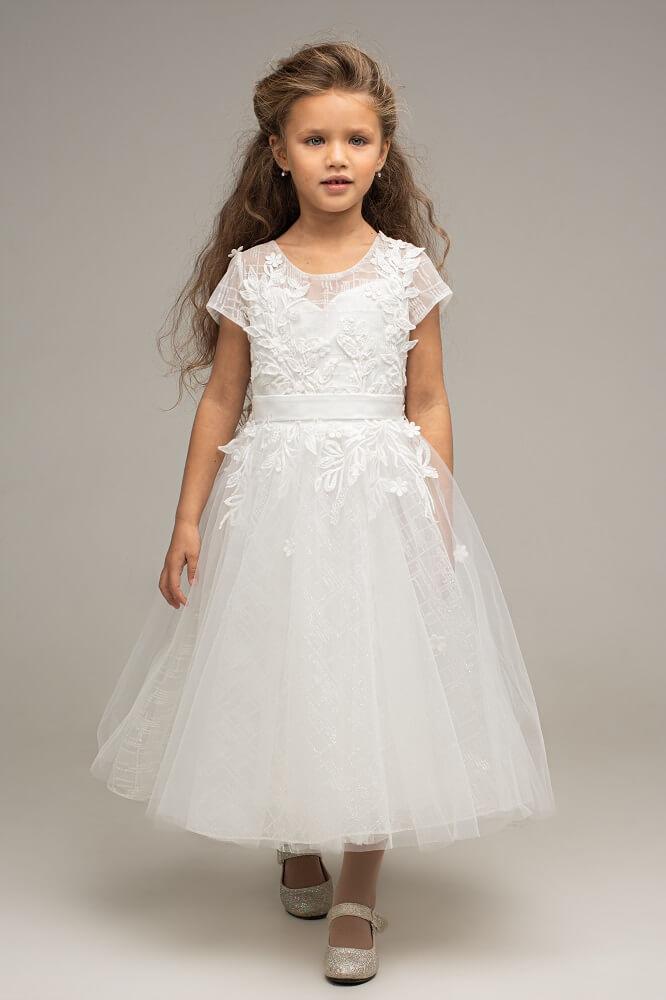 weißes Kleid für Kinder in München